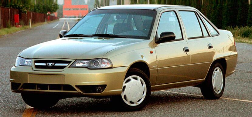 Daewoo Nexia Sedan 2012