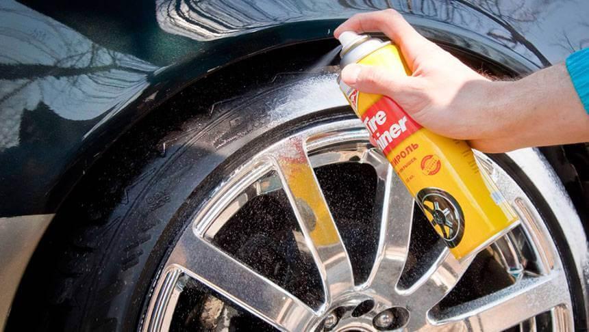 Самостоятельная очистка дисков авто