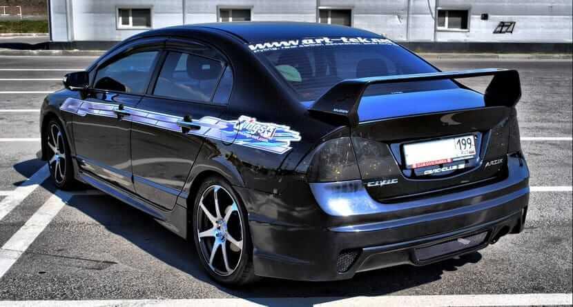 Hondа Civic 4D