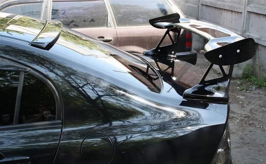 Спойлер на Hondа Civic 4D (Хонда Цивик 4Д): инструкция по установке