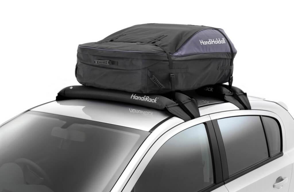 IX35 10 1024x668 - Багажник на крышу Hyundai IX35 - преимущества и недостатки