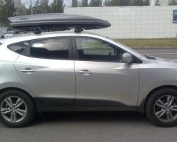 Багажник на крышу Hyundai IX35