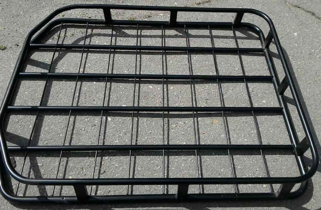 IX35 5 1024x672 - Багажник на крышу Hyundai IX35 - преимущества и недостатки