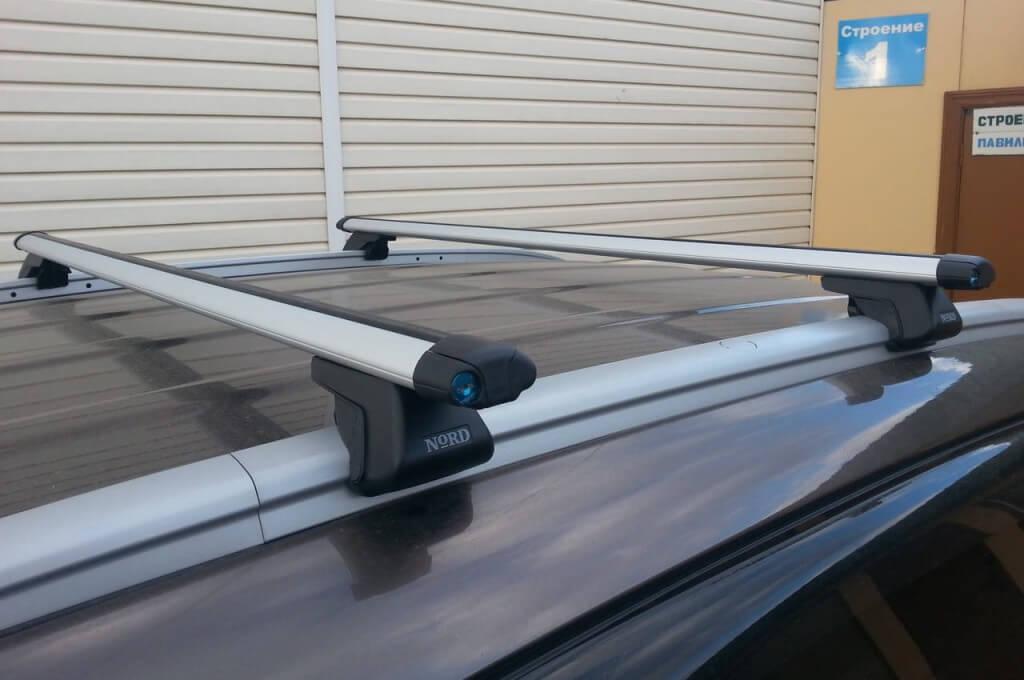 IX35 8 1024x680 - Багажник на крышу Hyundai IX35 - преимущества и недостатки