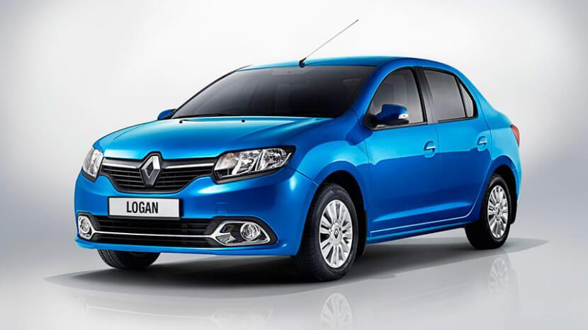 Новый Renault Logan (Рено Логан)