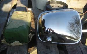 Полировочная паста для металла