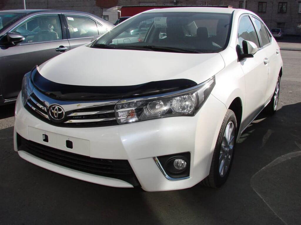 Дефлектор капота Toyota