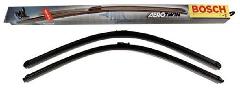 Bosch Aerotwin - бескаркасные дворники (щетки стеклоочистителя)