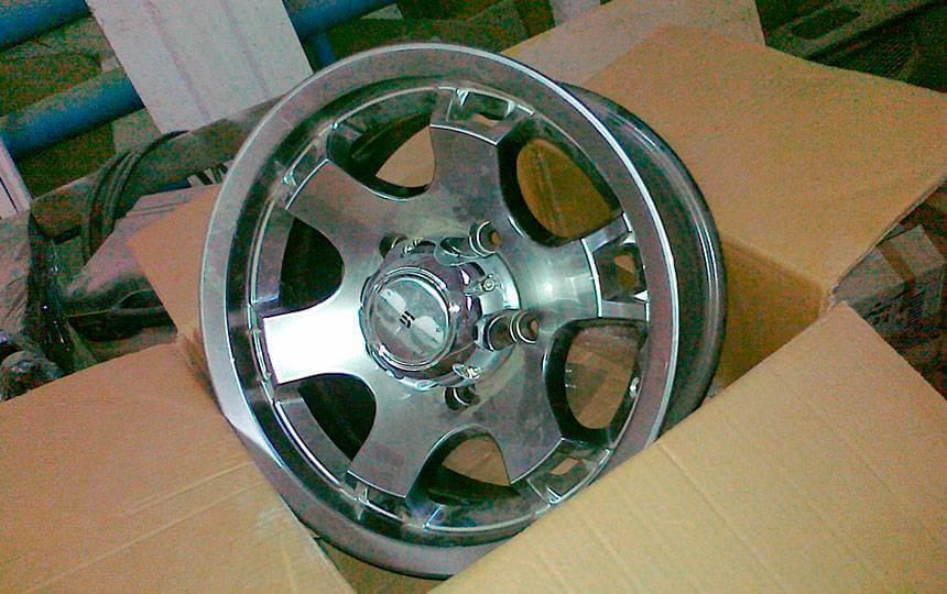 Литые диски УАЗ 469