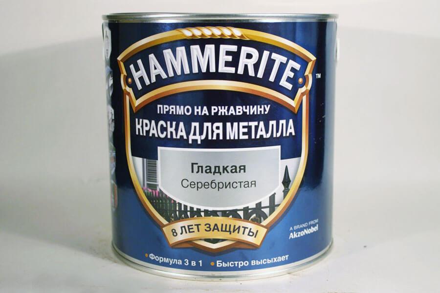Краска Хамерайт по ржавчине - простое решение!