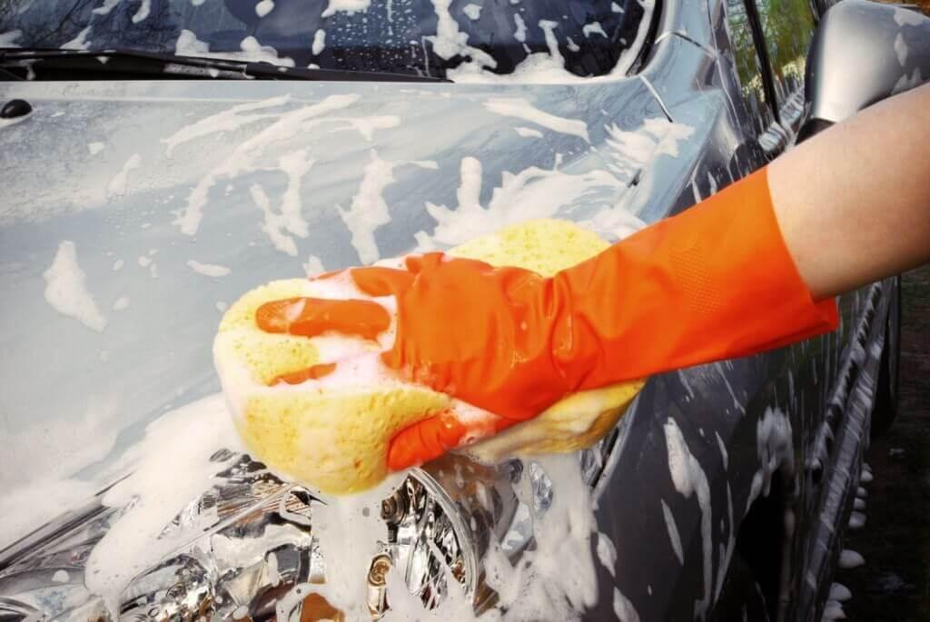 Автошампуни для мытья автомобиля