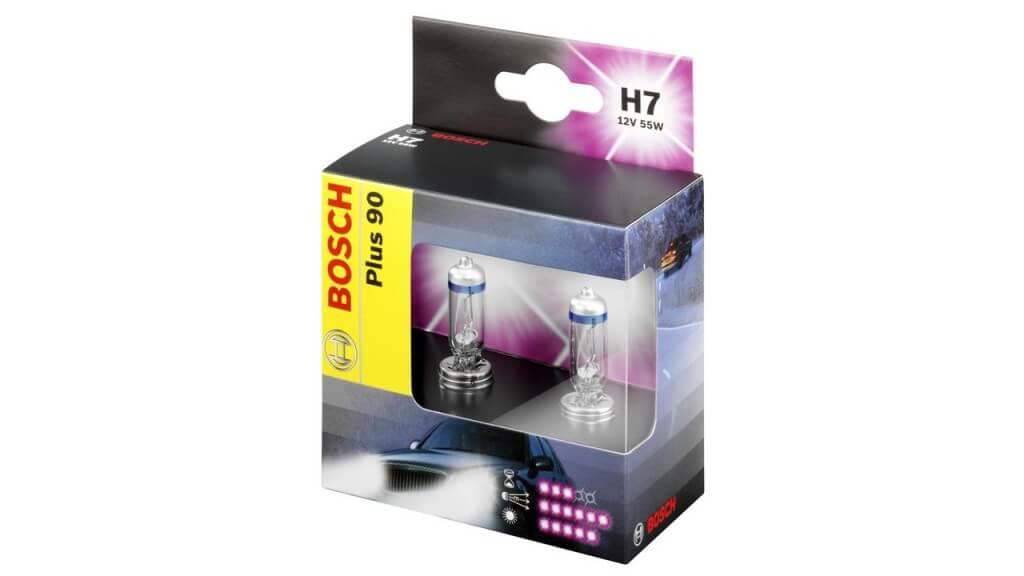 Лампы Bosch 90-Plus