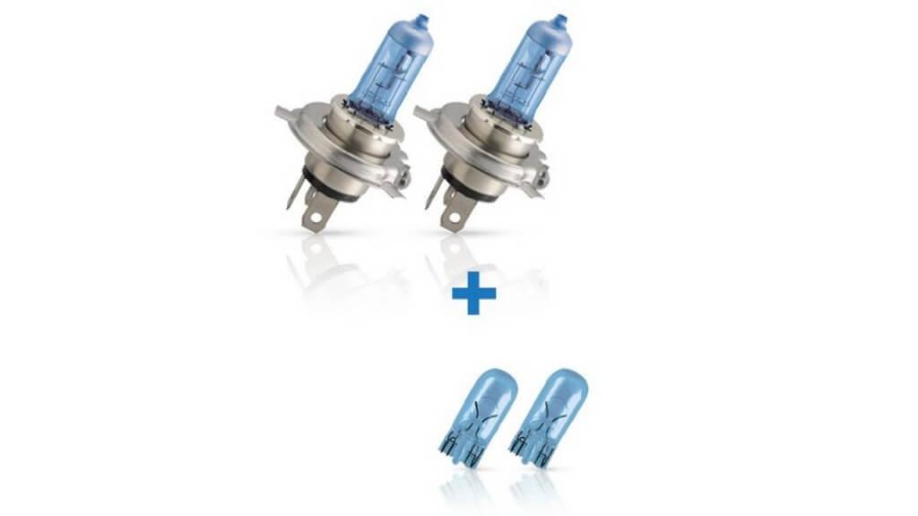 Лампы Bosch Blue Vision Ultra