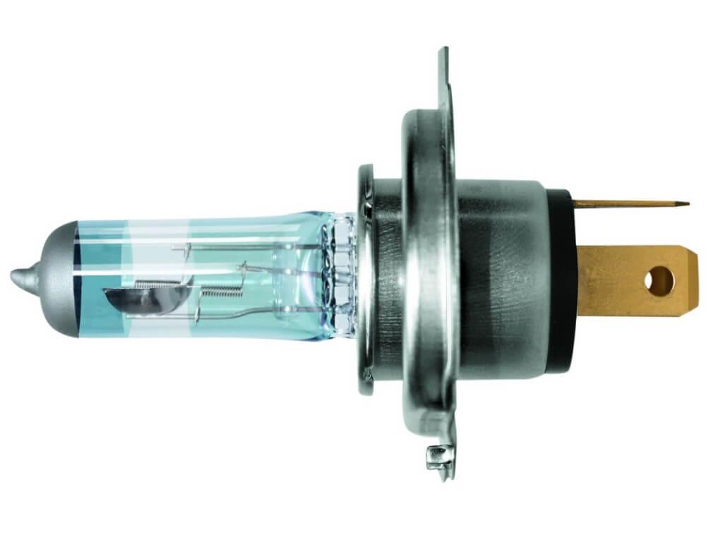 Лампа с цоколем H7