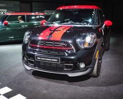 MINI John Cooper Works Hardtop 2015 Detroit Auto Show