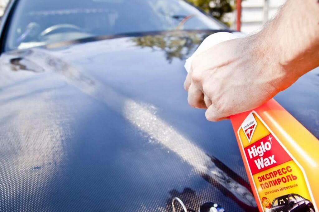 Чем отмыть краску с автомобиля своими руками 26