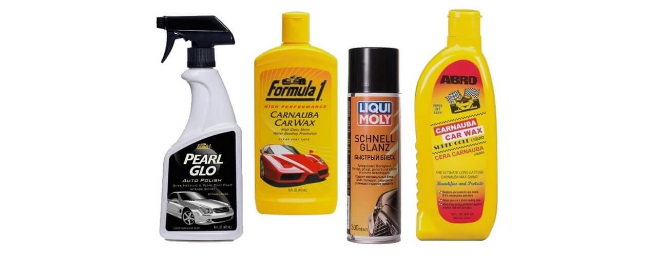 Средство для полировки кузова автомобиля своими руками 785