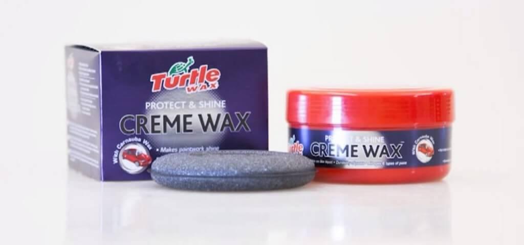 Крем-воск Turtle Wax