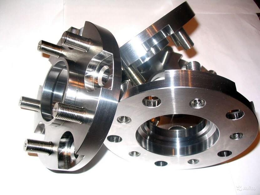 Проставочные кольца для литых дисков