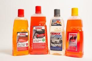 Шампунь для контактного мытья автомобиля