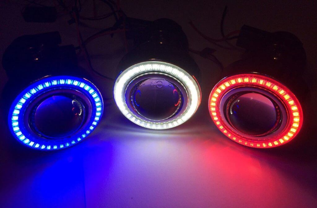 Ангельские Глазки LED
