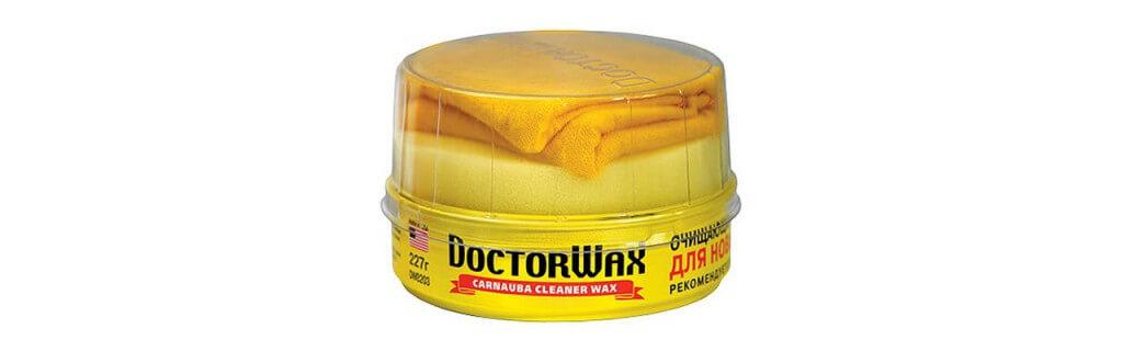 Полироль-защита с воском ТМ Doctor Wax