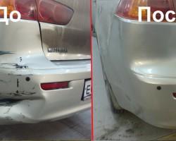 Как заделать дырку в днище автомобиля без сварки
