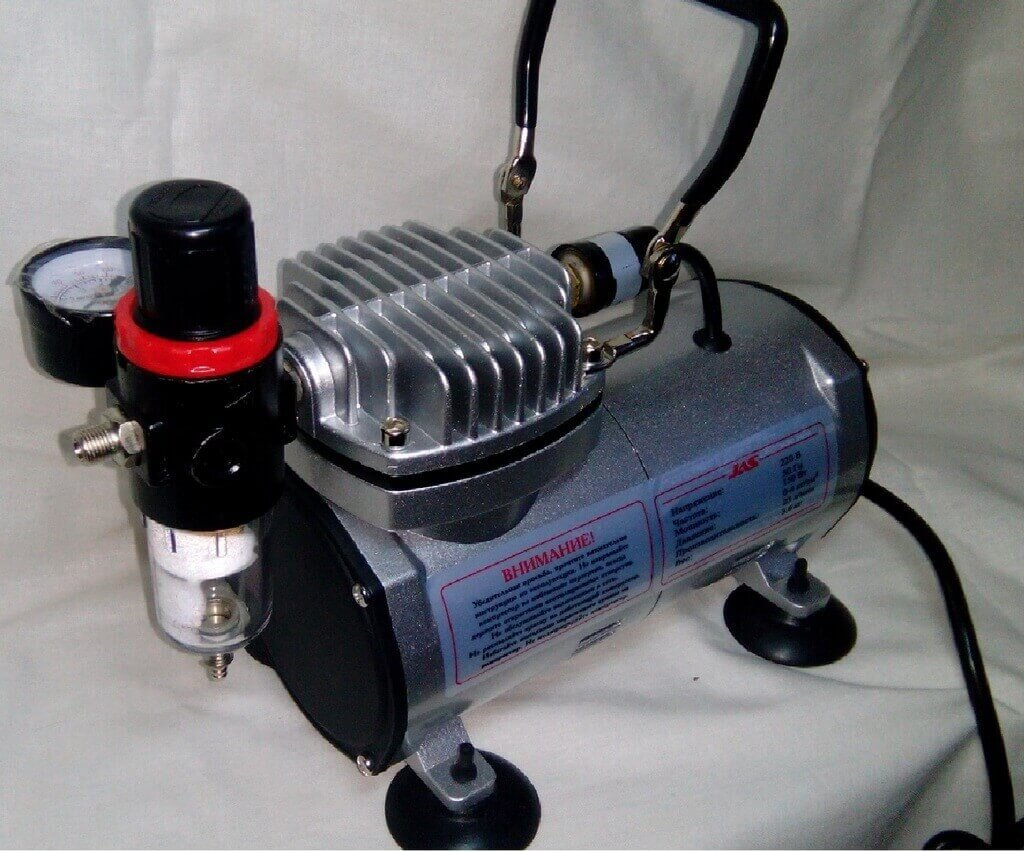 Мини компрессор