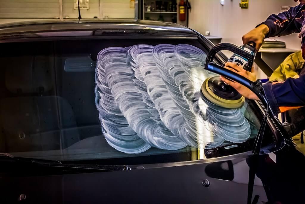 Восстановление автостекла