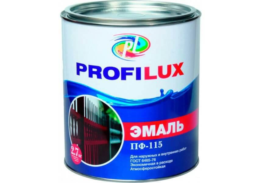 Эмаль Профилюкс ПФ 115