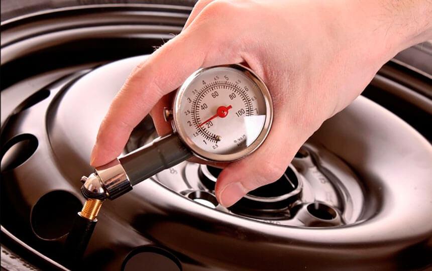 Таблица давлений в шинах для автомобилей Киа
