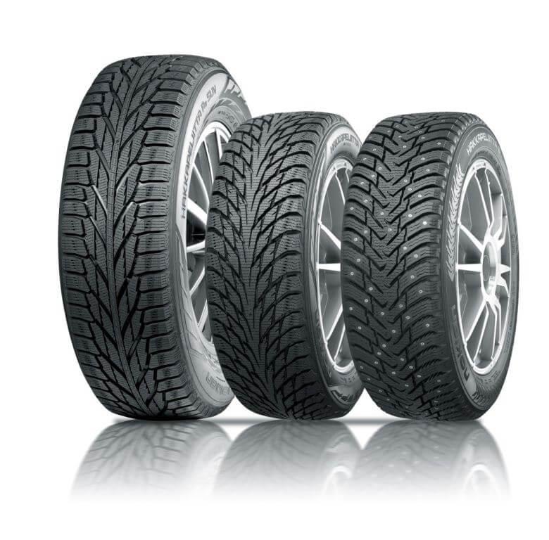 Резина для колес автомобиля