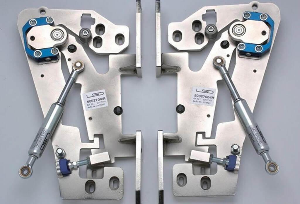 Механизм автоматических дверей своими руками