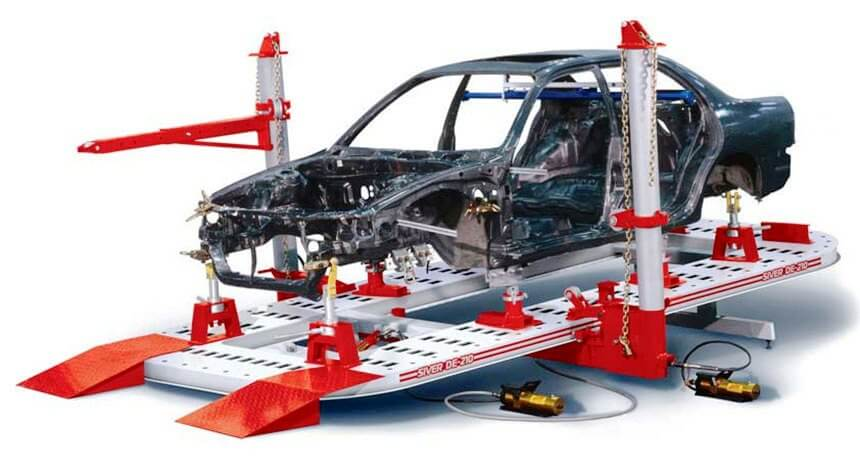Оборудование для ремонта кузова
