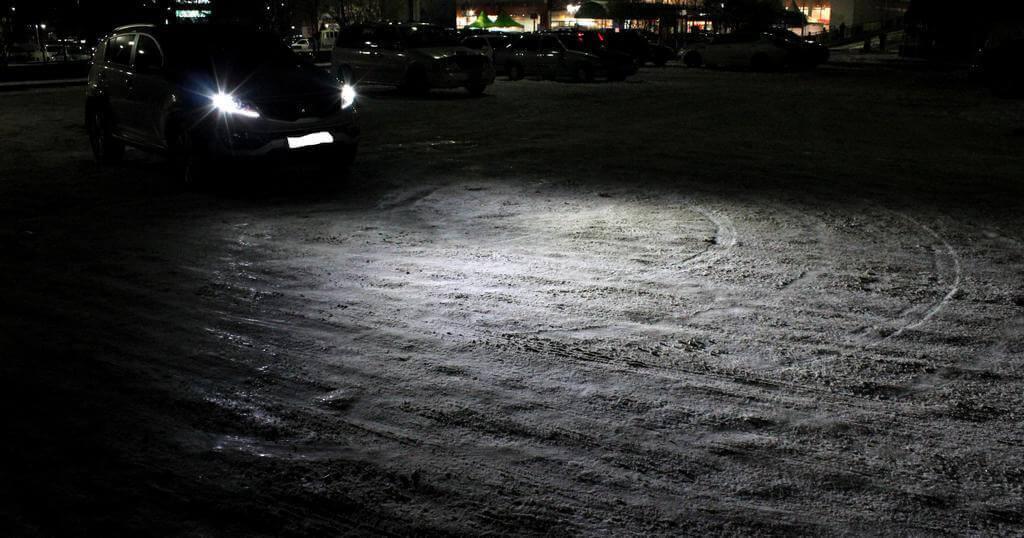 Светодиодные лампы для фар авто