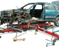 Инструмент для кузовного ремонта - стапель