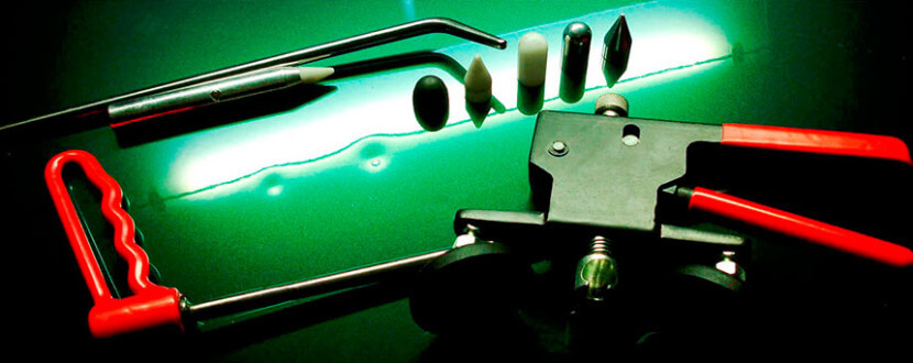 PDR инструмент - описание, виды инструмента