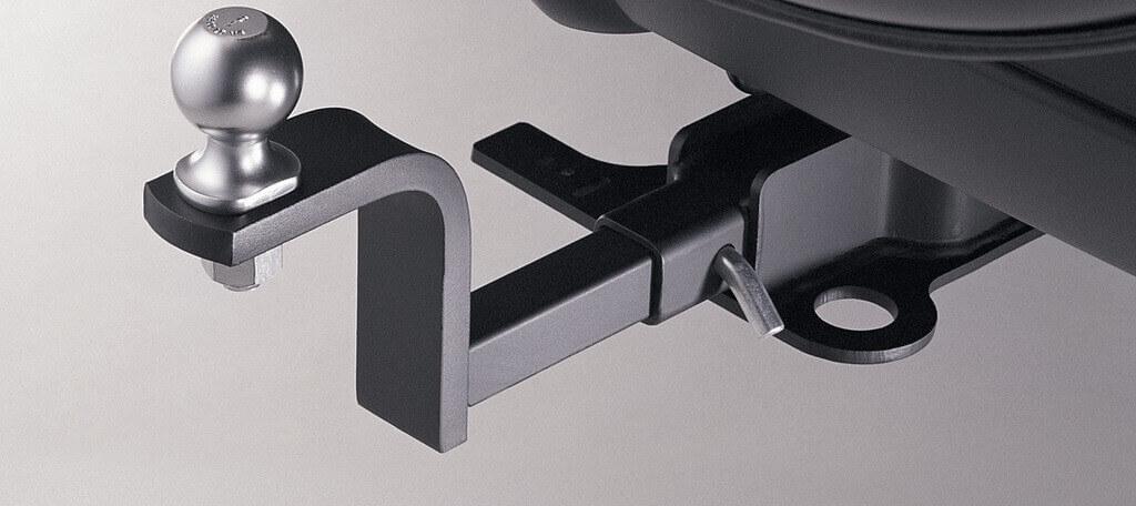 Прицепное устройство на авто