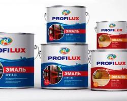 Линейка эмалей Profilux