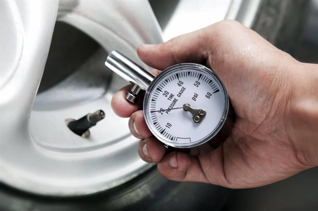 Какое должно быть давление шин
