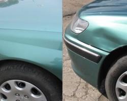 Методы вытягивания вмятин своими руками на авто без покраски