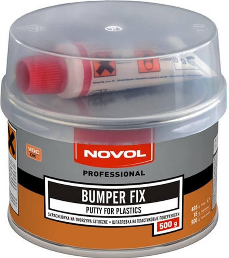 Novol-шпатлевка для пластика Bumper-Fix