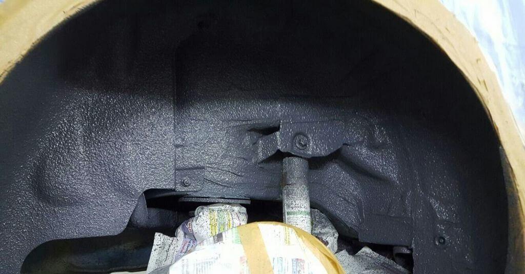 Жидкая шумоизоляция кузова машины