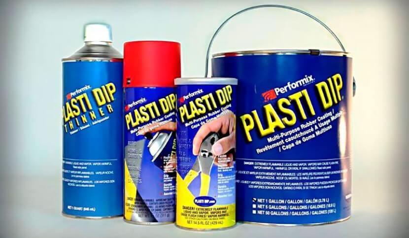 Plasti Dip International - резиновая краска