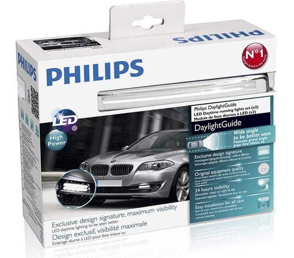 Светодиодные дневные ходовые огни Philips DaylightGuide