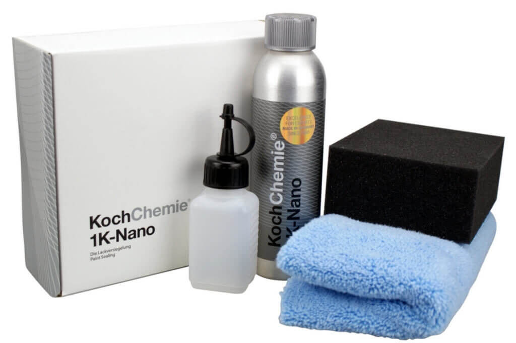 1K-Nano-Lack Koch Chemie - реакционное защитное покрытие нанолак