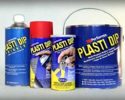Как покрасить машину жидкой резиной (Plasti Dip) своими руками