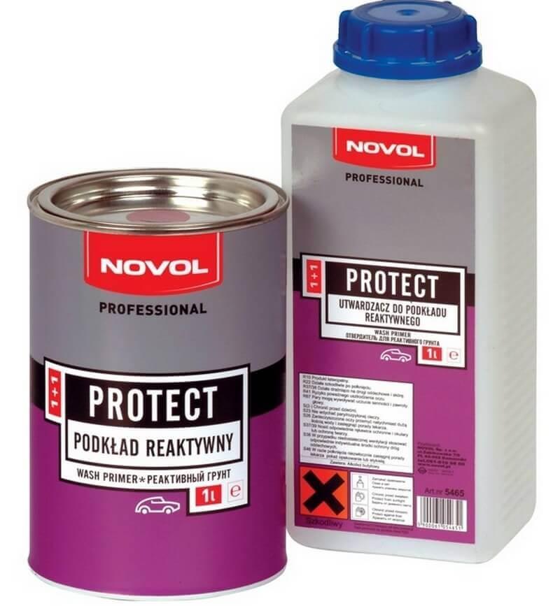 Продукция компании Novol