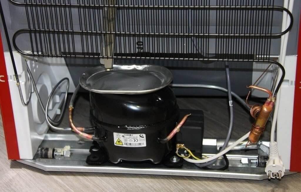 Мотор от холодильника