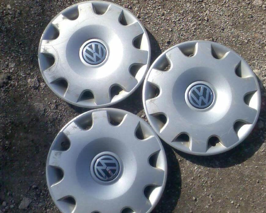 Накладки на колесные диски Volkswagen
